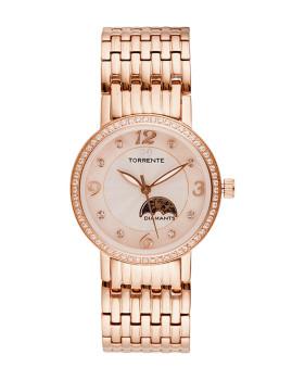 Relógio Senhora  Torrente ALLEGRA Rosa Dourado I