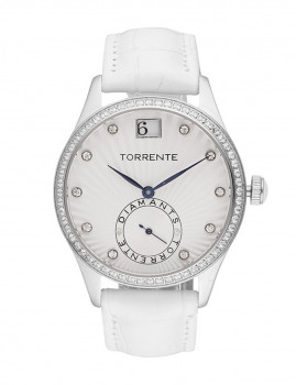 Relógio Senhora  Torrente SIGMA Branco