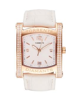 Relógio Senhora  Allure Dourado Rosa