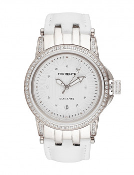 Relógio Senhora  Torrente MAGNETIC Branco