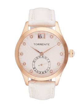 Relógio Senhora  Torrente SIGMA Rosa Dourado