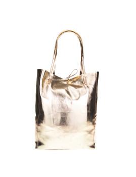 Mala Shopper Iria Quintana Ranco Dourada
