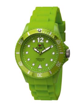 Relógio Lolli Clock Verde