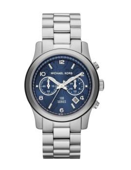 Relógio Michael Kors Dourado e Prateado e Azul