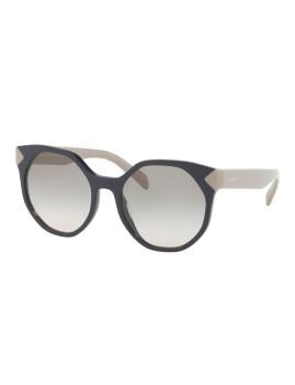88d646605d0c7 Óculos de Sol Prada Castanho Homem