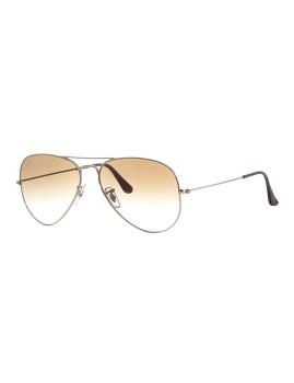 Óculos de Sol Ray-Ban Dourado Homem
