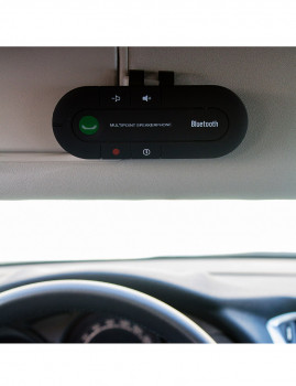 Mãos Livres Bluetooth 4.0 Para Carro