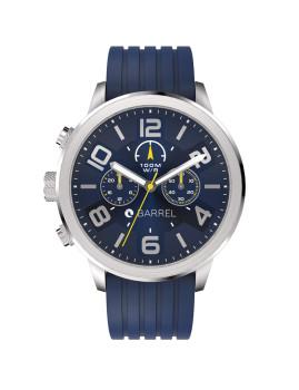 Relógio Barrel Paddock Azul