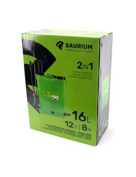 imagem de Pulverizador de Pressão Saurium + Mangueira de Jardim em Espiral Saurium6