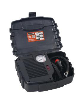 imagem de Mini Compressor de Ar Mader + Suporte para Pneus1