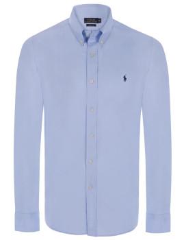 Camisa de Homem Ralph Lauren Azul Navy