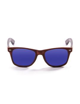 Óculos de Sol Nob hill Bambu Castanhos III