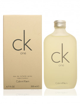 Calvin Klein CK One Eau de Toilette Vapo 200 Ml