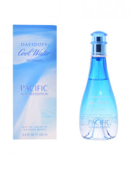 Davidoff Cool Water Senhora Pacific Summer Edition Eau de Toilette Vapo 100 Ml