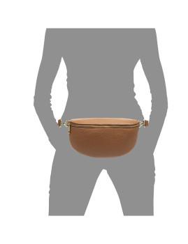 imagem de Bolsa de Cintura Ambra Couro4