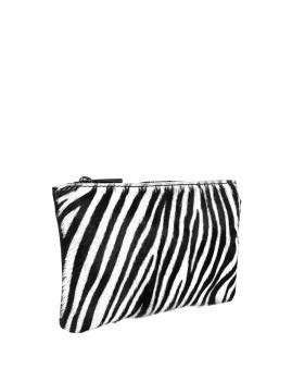 imagem de Mala de Mão Fiorella Preto E Zebra2