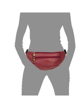 imagem de Bolsa de Cintura Vermelho4