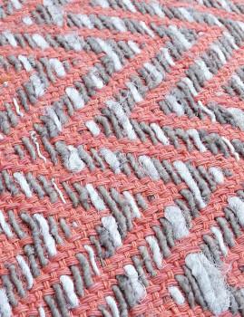 imagem de Pack 4 Capas Almofada Mosaico Pink Candy2