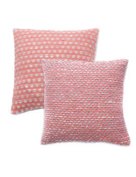 imagem de Pack 4 Capas Almofada Mosaico Pink Candy6