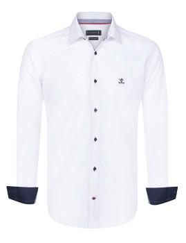 Camisa Sir Raymond Tailor Concede Homem Branco