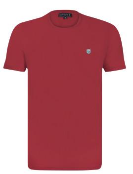 T-shirt Sir Raymond Tailor Hazard Homem Vermelho