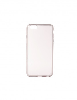 Capa Gel Ip6 Plus - Transparente