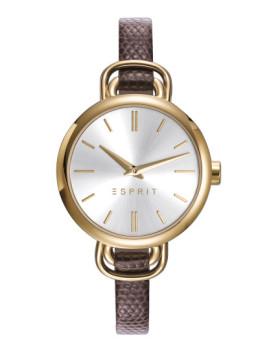 Relógio Esprit Castanho