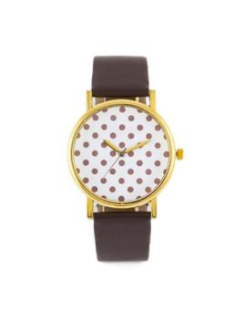 Relógio Sidartha Spoot Castanho Senhora