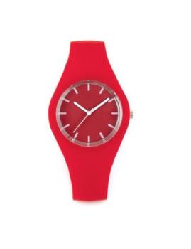 Relógio Sidartha Diving Vermelho Senhora