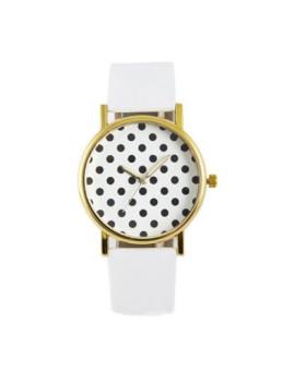 Relógio Sidartha Spoot Branco Senhora