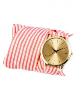 Relógio Sidartha Loop Rosa Senhora