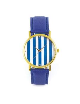 Relógio Sidartha Venice Azul Navy Senhora