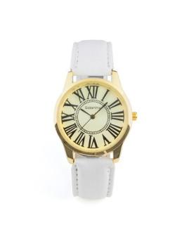 Relógio Sidartha London Branco Senhora