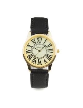 Relógio Sidartha London Preto Senhora