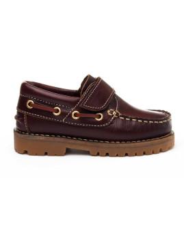 imagem de Sapatos Oxford Claudiominiv Criança Castanho1