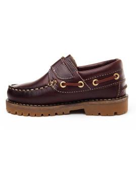 imagem de Sapatos Oxford Claudiominiv Criança Castanho4