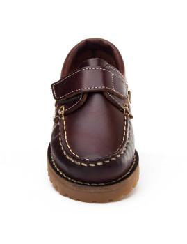 imagem de Sapatos Oxford Claudiominiv Criança Castanho3