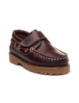 imagem de Sapatos Oxford Claudiominiv Criança Castanho2