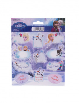 Etiquetas Frozen