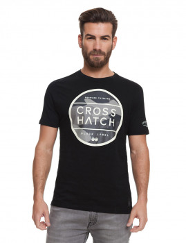 T-shirt Homem Watkins Preto