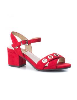 Sandália XTI de Senhora Antelina Vermelho