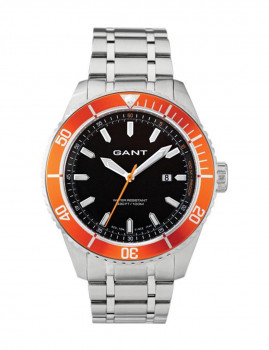 Relógio Gant Homem Seabrook Laranja