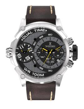 Relógio Timecode Marconi 1896 Cinza escuro