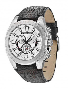Relógio Police Homem Preto