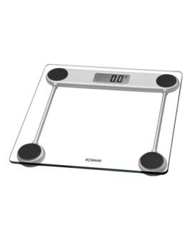 Balança de WC Transparente Visor LCD
