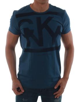T-shirt Calvin Klein Jeans Azul