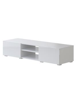 Mesa de televisão 140 Podium branco