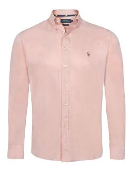 Camisa de Homem Ralph Lauren Rosa