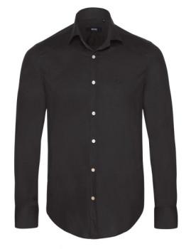 Camisa de Homem Hugo Boss Preto