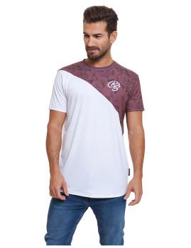 T-shirt Homem Connors Vermelho
